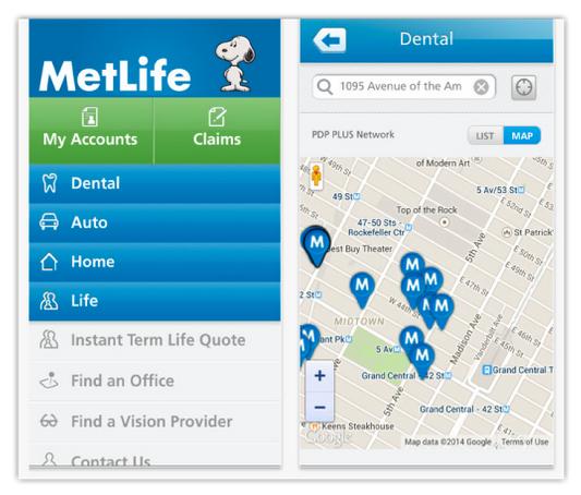 metlife-app
